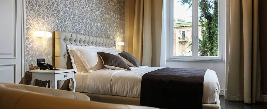 Relais Villa San Martino, Bed and Breakfast di lusso a Napoli (Vomero)