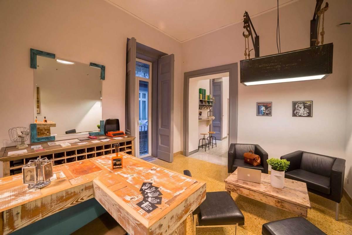 The Foria House B&B al centro di Napoli