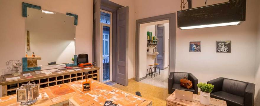 The Foria House B&B al centro di Napoli