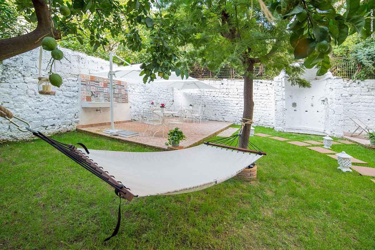 The Foria House B&B Via Foria 153, 80137 Napoli (giardino)