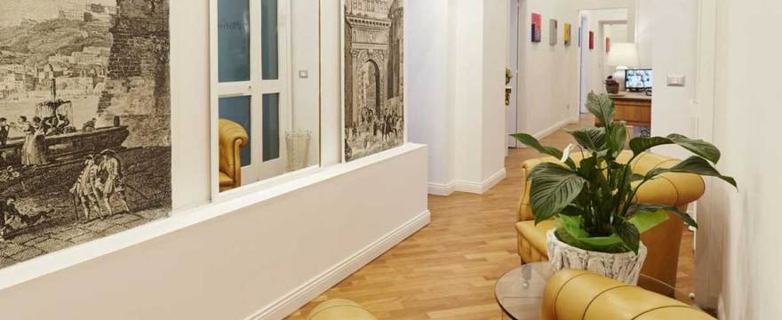 Grand Tour B&B Napoli, Santa Lucia