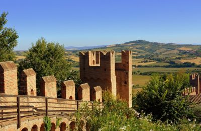 torri castello di gradara