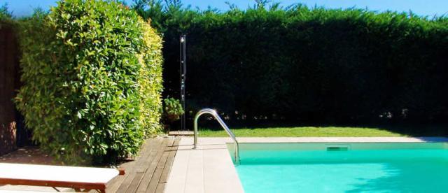 la piscina del B&B il Casale