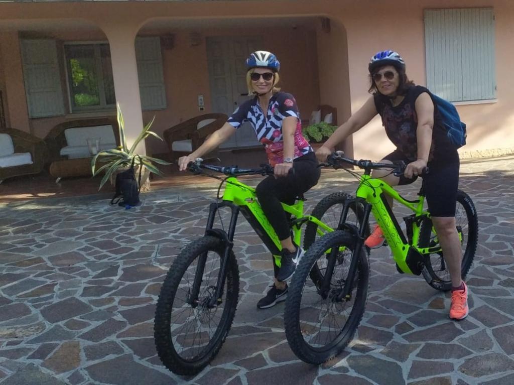 e-bikes experience