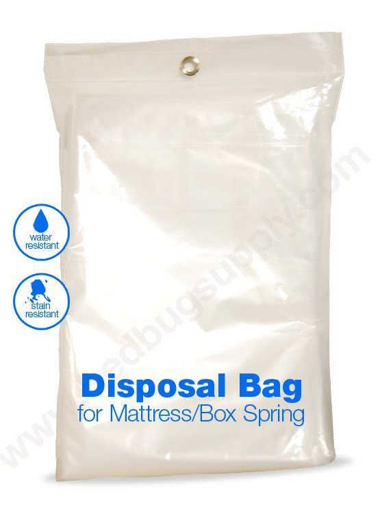 Mattress And Box Springs Disposal Bags