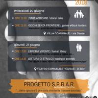 L'ITALIA CHE ACCOGLIE - Calascibetta #WithRefugees. Giornata Mondiale del Rifugiato 2018