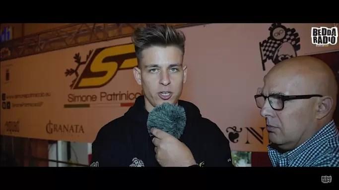 Presentazione stagione 2018 di Simone Patrinicola