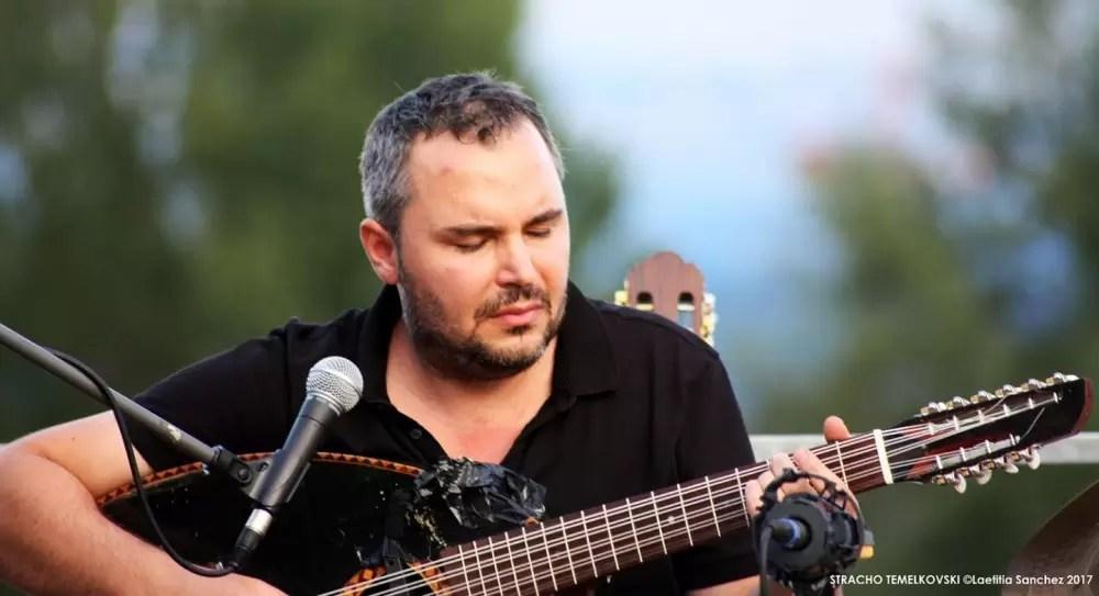 Stracho Temelkovski
