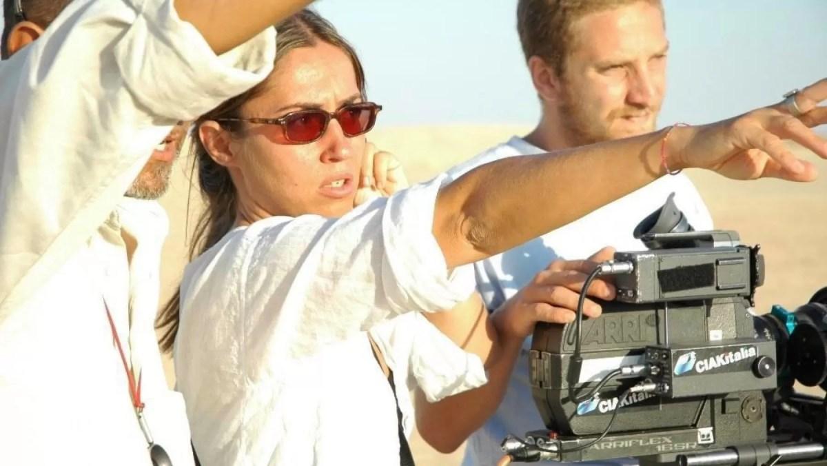 La regista Giovanna Taviani al crOmOsOMA Sicilia TeatroFestival