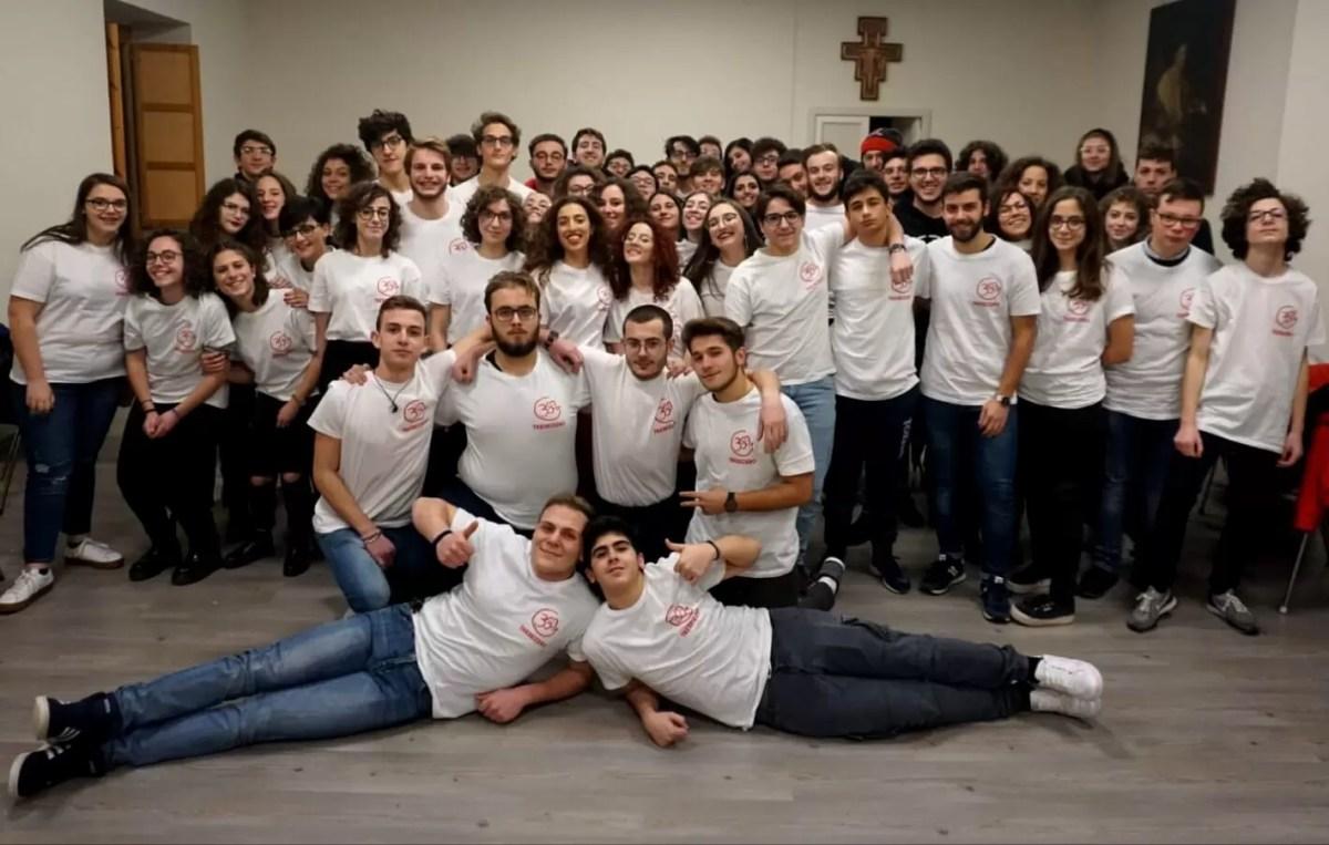 Festa dei giovani a Enna  con Roberto Lipari nel ricordo del beato don Pino Puglisi