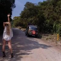 Il viaggio on the road di Vanja a bordo di un Van