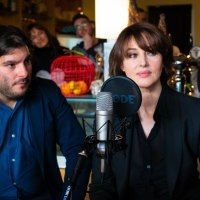 Monica Bellucci On Air su Bedda Radio -Video