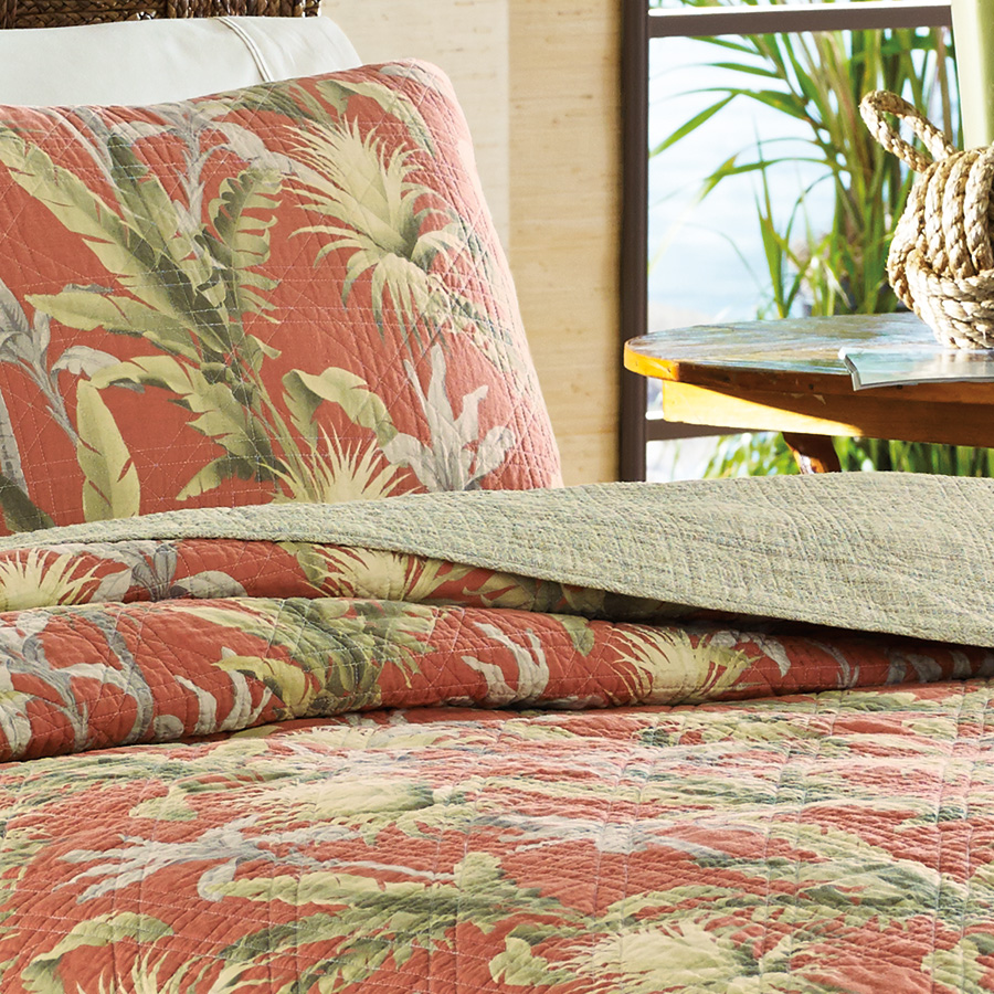 Tommy Bahama Catalina Quilt From Beddingstyle Com