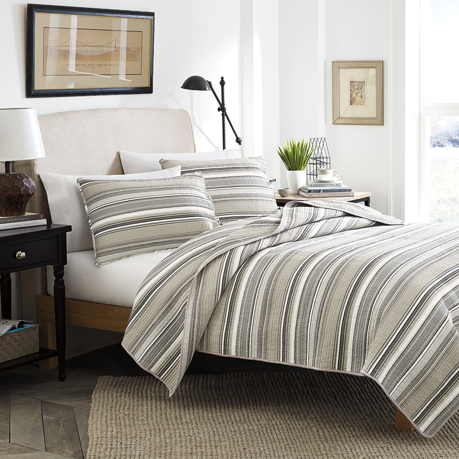 Stone Cottage Frenso Neutral Quilt Set From Beddingstyle Com
