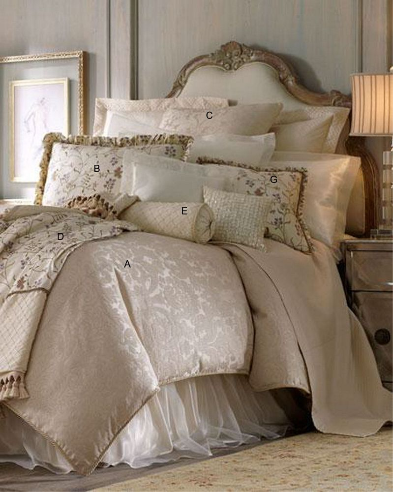 Calais By Isabella Luxury Linens