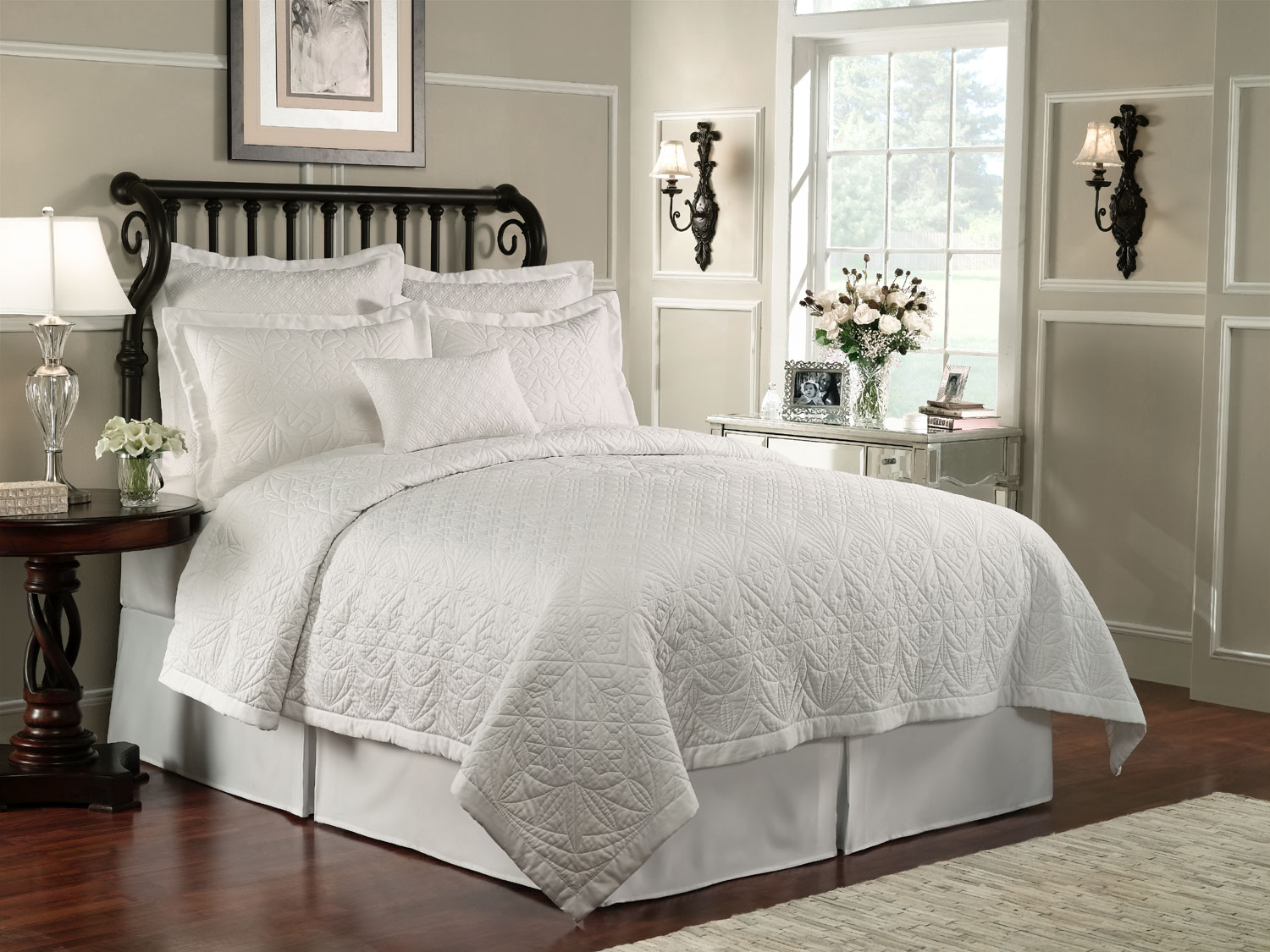 Solid Color Quilts For Beds - photo#4