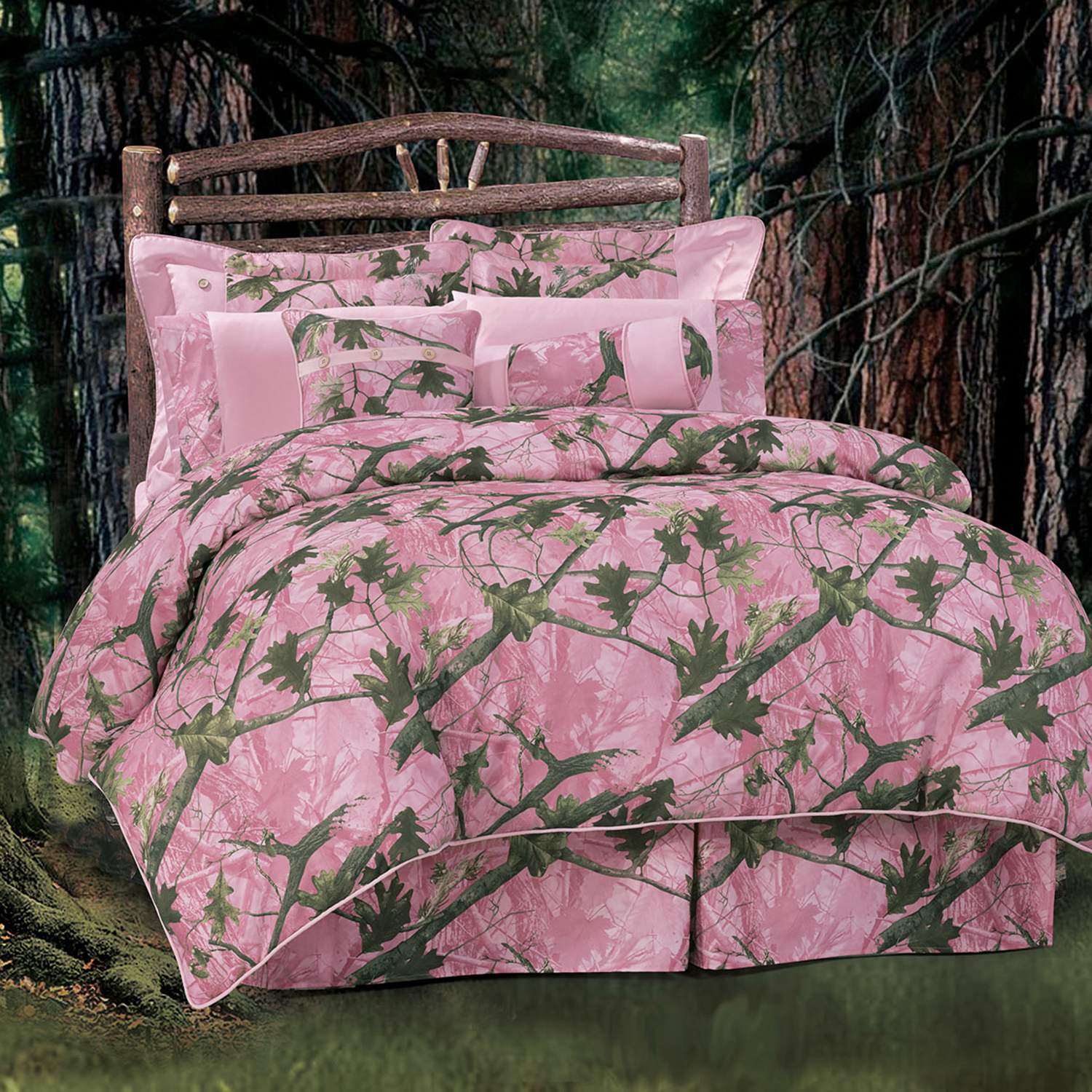 Pink Camo By HiEnd Accents