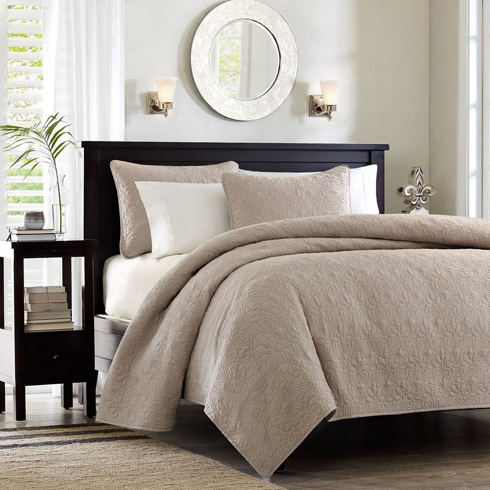Silver Gray Comforter Sets King Size