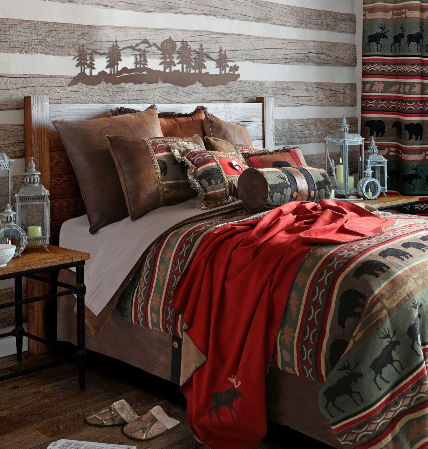 Backwoods By Carstens Lodge Bedding Beddingsuperstore Com