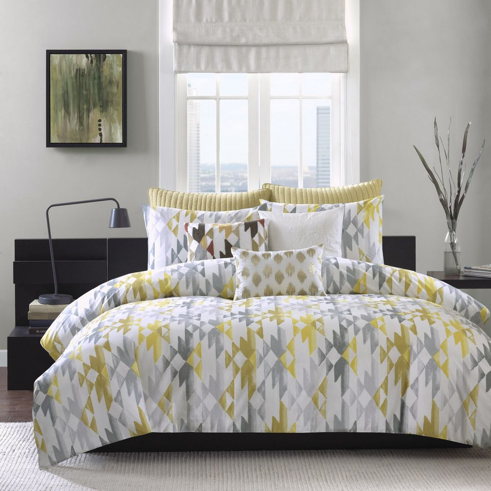 Sierra Yellow By Ink Amp Ivy Bedding