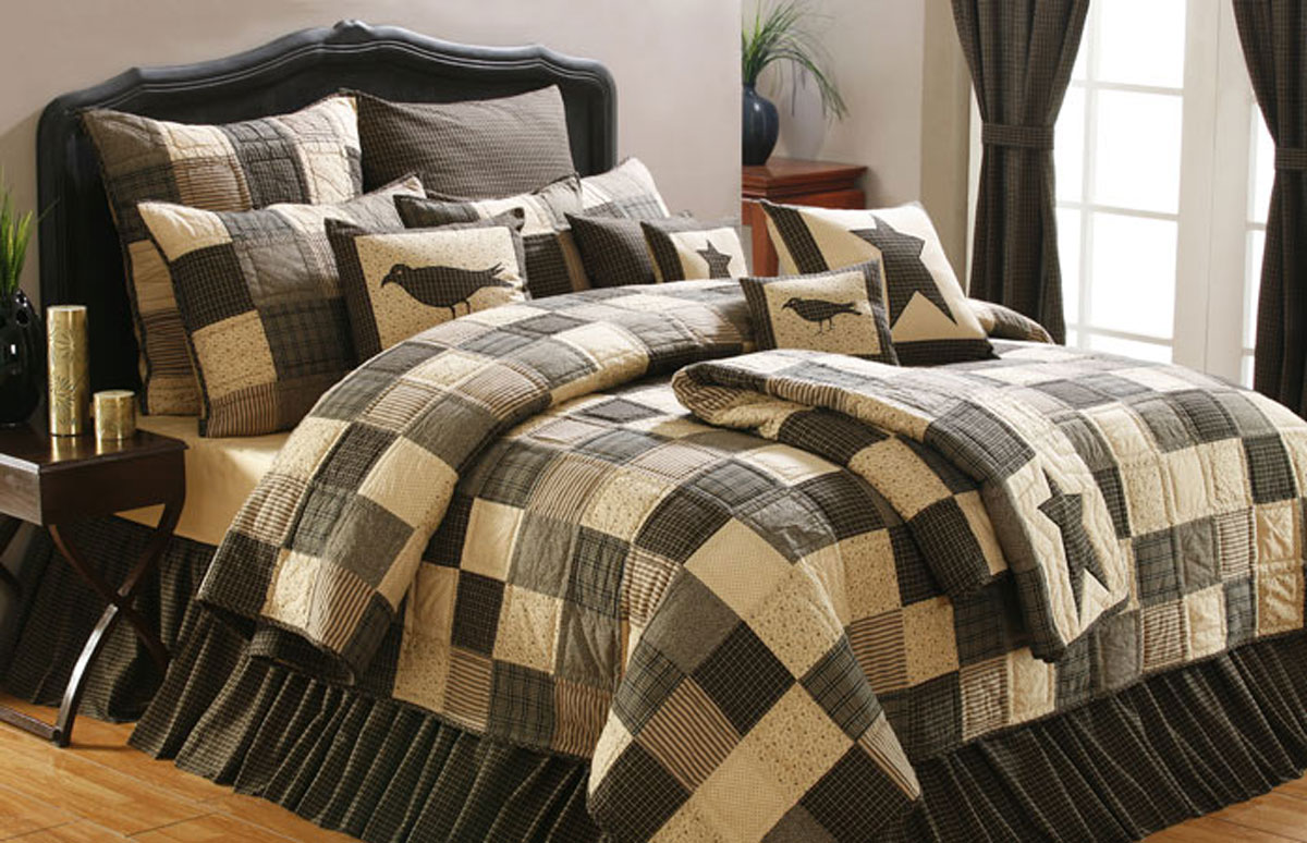 Kettle Grove By Vhc Brands Quilts Beddingsuperstore Com