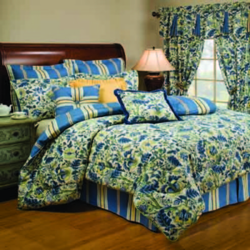 Imperial Dress Porcelain By Waverly Bedding