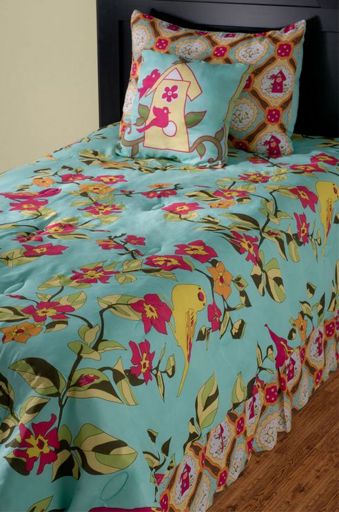 Birds In Paradise By Rizzy Home Bedding