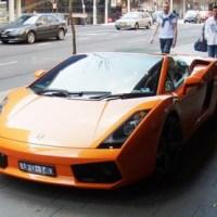 Review - Lamborghini Gallardo Spyder