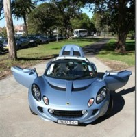 Supercharging the Little Elise