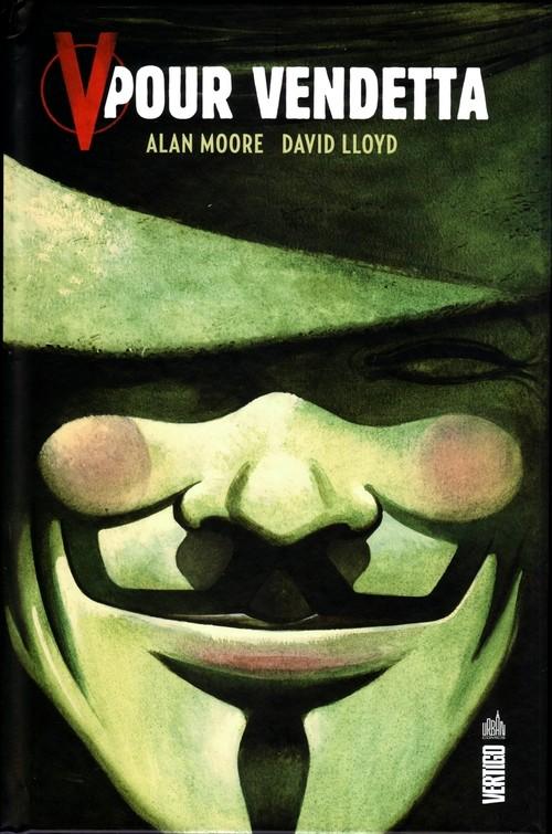 Alan Moore – V pour Vendetta