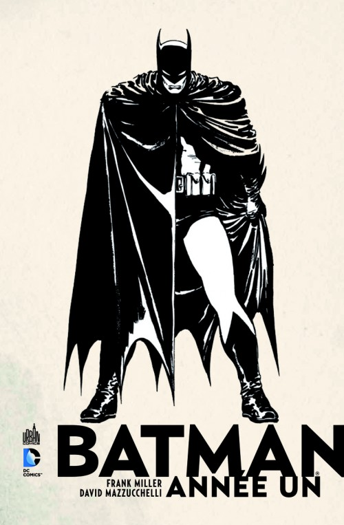 Frank Miller et David Mazzuchelli – Batman, Année un / Year one