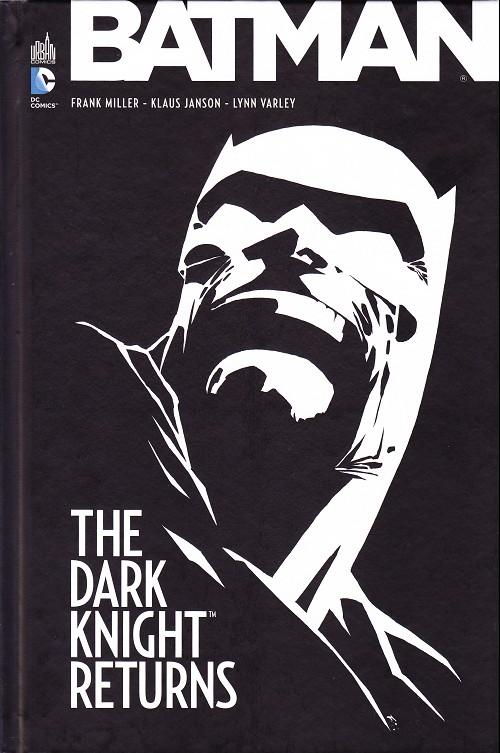 rank Miller – Batman, Dark Knight