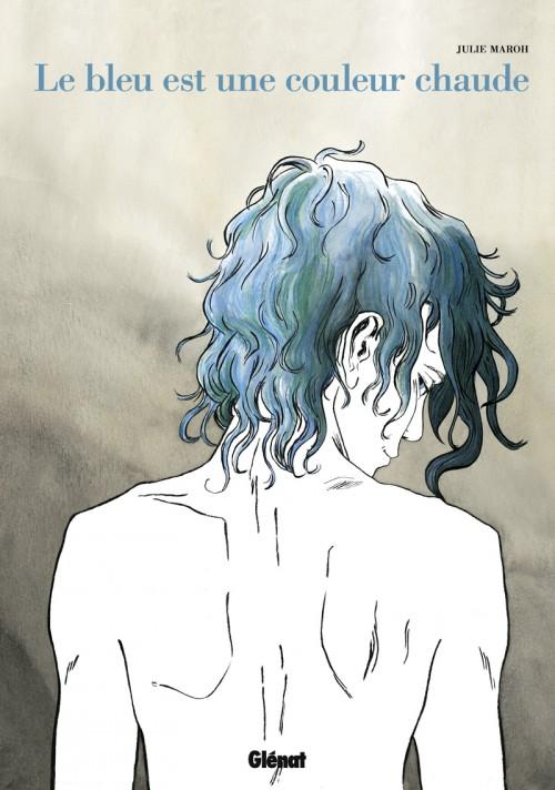 Couverture de Le bleu est une couleur chaude