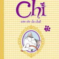 [Nyan Cat] Chi - Une vie de chat (grand format) - Tome 2 aux Editions Glénat
