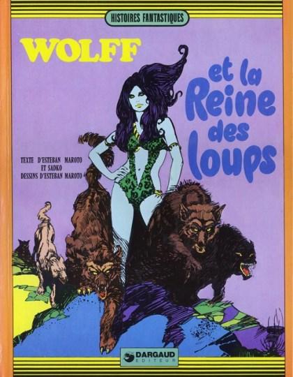 Wolff et la reine des loups