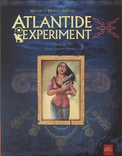 Atlantide Experiment Tome 3