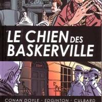 Une histoire illustrée de Sherlock Holmes - T01 - Le chien des Baskerville : Ian Edginton et Ian Culbard