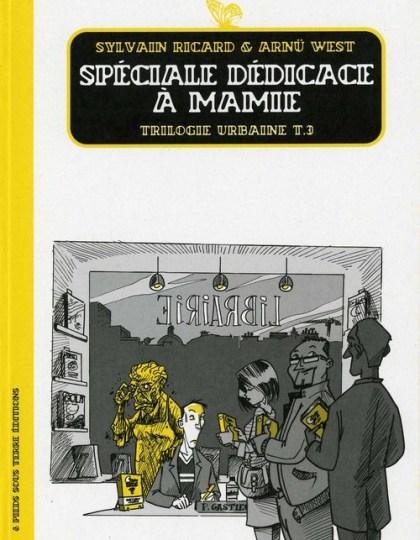 Trilogie urbaine - 3 tomes