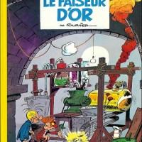 Spirou et Fantasio –  Tome 20 –  Le Faiseur d'or : Fournier