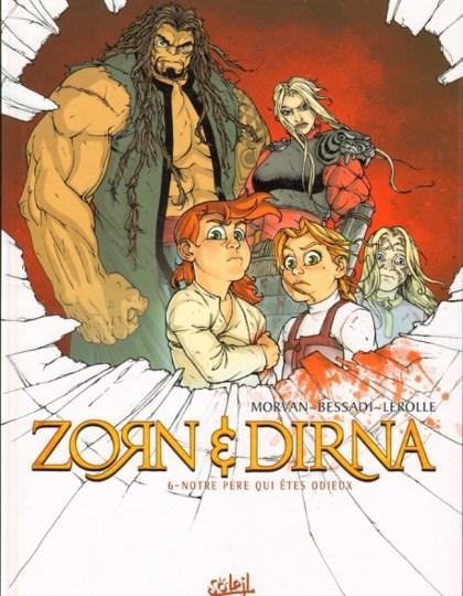 Zorn et Dirna Tome 6