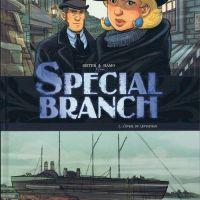 Special Branch - Tome 3 - L'éveil du Léviathan : Roger Seiter et Hamo