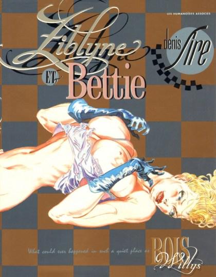 Ziblyne et Bettie