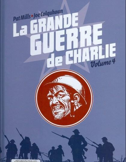 La Grande guerre de Charlie Vol 4