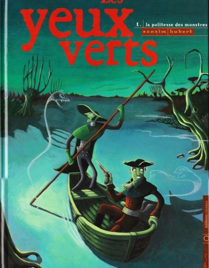 Les Yeux verts Tome 1