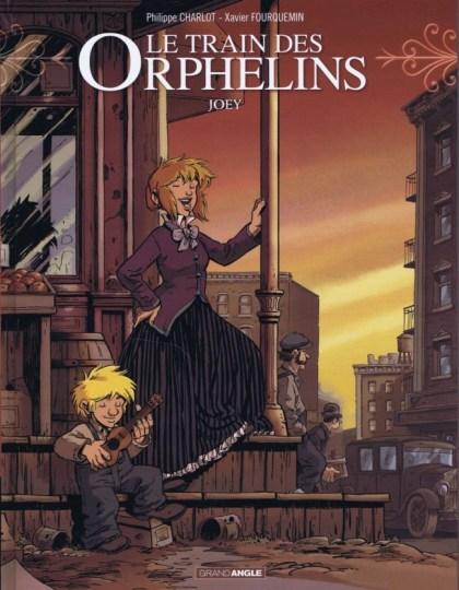 Le Train des Orphelins Tome 4
