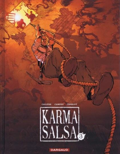 Karma Salsa Intégrale 3 tomes