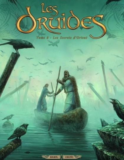 Les Druides Tome 8