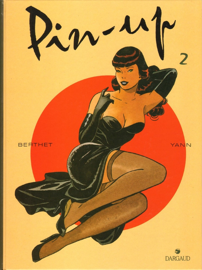 Couverture de Pin-Up -2- Pin-Up 2