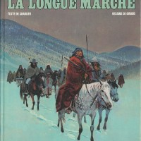 Blueberry - Tome 19 - La longue marche : Jean-Michel Charlier et Jean Giraud