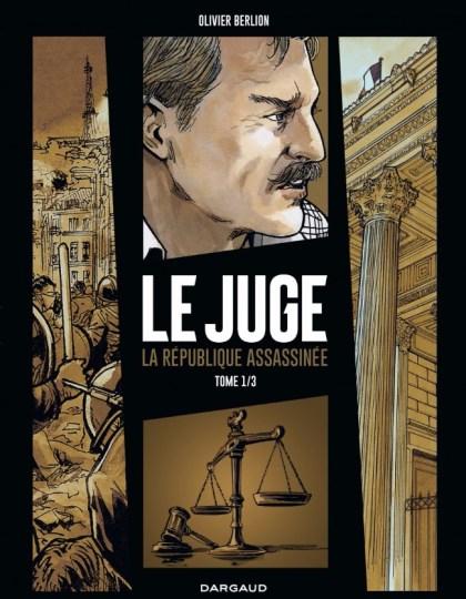 Le Juge Tome 1